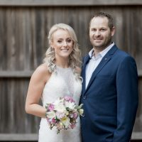 Sarah Hunter Valley Wedding Photographer
