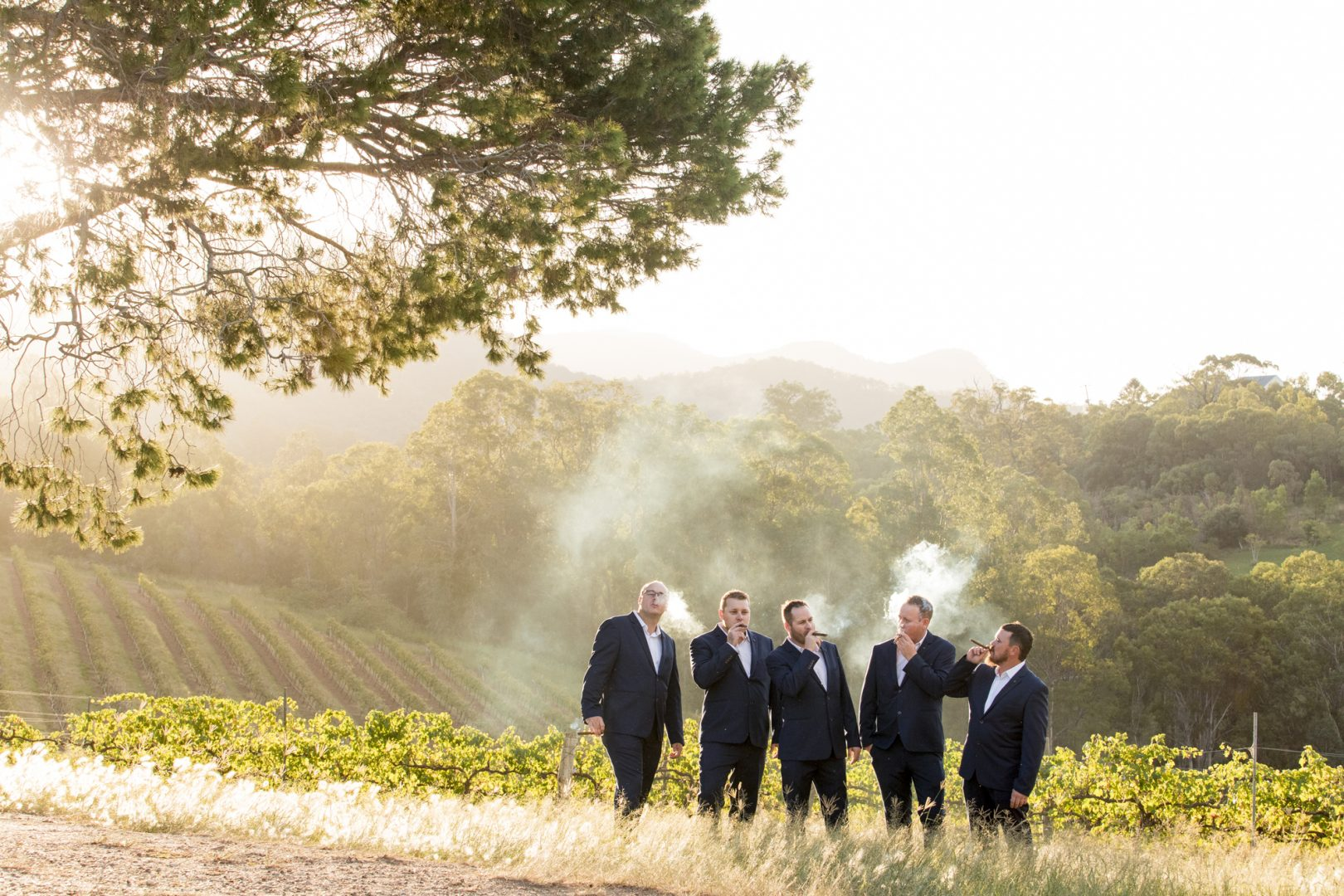 ben ean pokolbin hunter valley wedding photographer SJb023